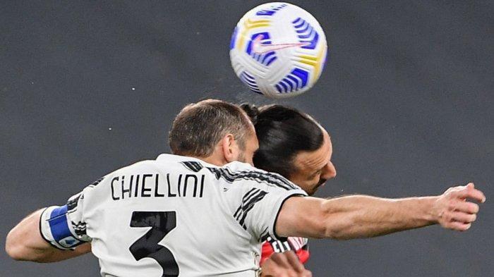 Hasil, Klasemen, Top Skor Liga Italia Setelah AC Milan Menang, Juventus Kalah, Ronaldo 27 Gol