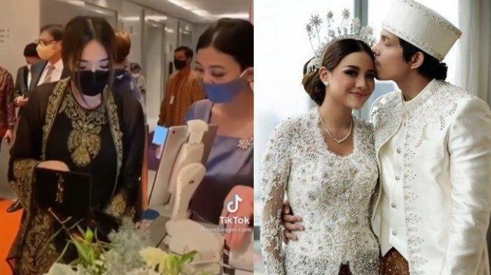 Aksi Gisel di Pernikahan Atta Aurel Terekam, Cara Beri Amplop Bikin EdhoZell Terkejut