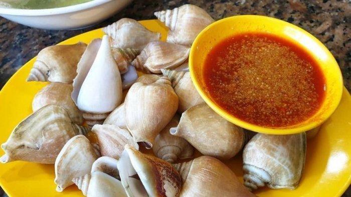 Kuliner Gonggong Batam Diprediksi Paling Diincar Penggemar Tahun 2021