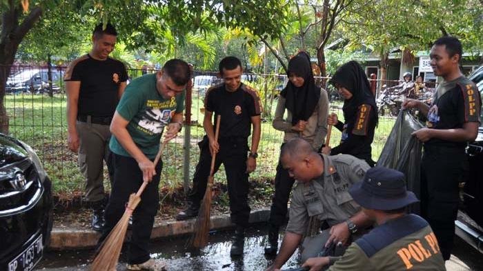 Kebanyakan Orang, Pemko Batam Wacanakan Honorer Satpol Pindah ke Ditpam BP, Bisa?