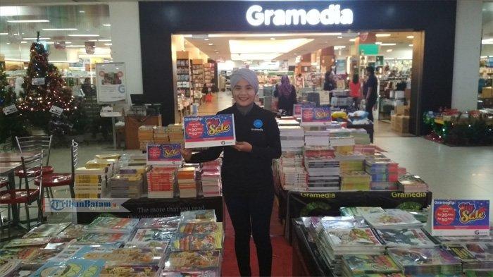 Beragam Buku Cuma Rp 10 Ribu di Gramedia Great Sale, Mulai Novel hingga Buku Anak