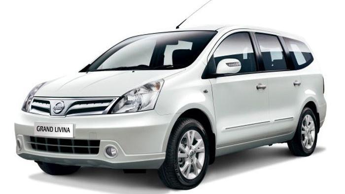 Harga Mobil Bekas Nissan Grand Livina Dibandrol Rp 60 juta untuk Periode Januari 2021