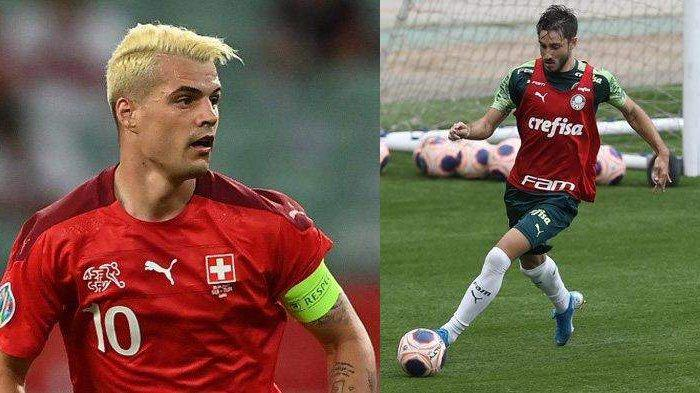 Transfer AS Roma - Tawaran Granit Xhaka Dinaikkan, Matías Viña Segera Jadi Pemain Roma