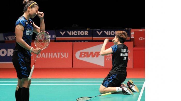 Malaysia Masters 2019 - Kevin/Marcus dan Greysia/Apriani Lolos ke Final dari Kepungan Satu Negara