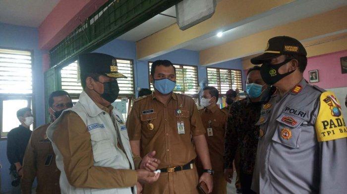 Pilkada Kepri - Gubernur Isdianto Coblos di Karimun, Sekdaprov Kepri di Tanjungpinang