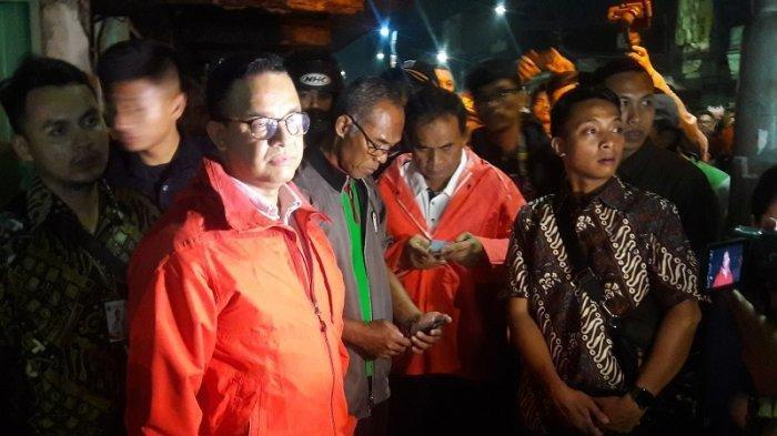 Gubernur Anis Baswedan Diprotes Warga Saat Kunjungi Korban Banjir 'Kami Butuh Respon Cepat Pak'