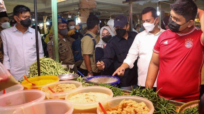 Gubernur Kepri Sidak Pasar di Tanjungpinang, Jamin Bahan Pokok Aman saat Ramadhan