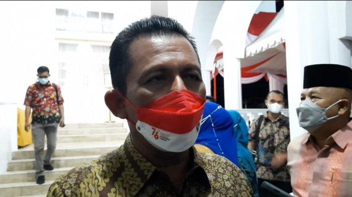 Gubernur Kepri Prihatin KPK Tetapkan Apri Sujadi Tersangka: Beliau Adik Saya