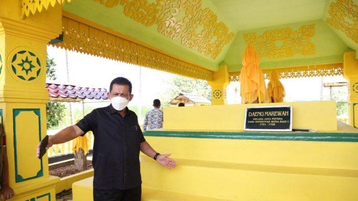Gubernur Kepri, Ansar Ahmad mendatangi langsung sejumlah titik-titik lokasi untuk objek wisata.