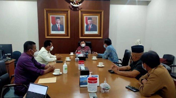 Gubernur Kepri Gerak Cepat, Temui Menteri Bappenas Bahas Jembatan Batam Bintan