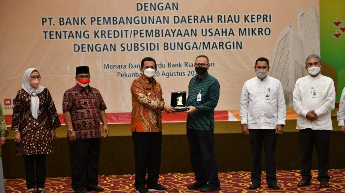 Pemprov Kepri Gandeng Bank Daerah, Bantu Pinjaman Lunak Tanpa Bunga untuk UMKM