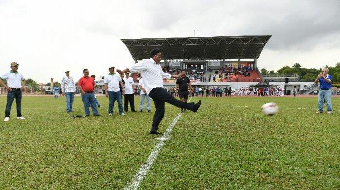 Gelar Nobar Final Piala Dunia di Gedung Daerah, Inilah Tim Jagoan Nurdin
