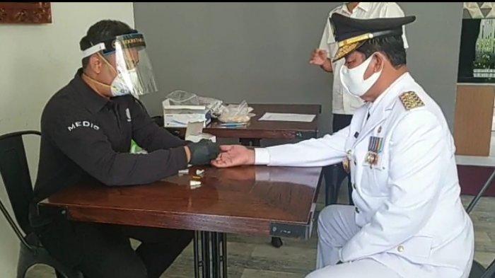 BREAKING NEWS Gubernur Kepri Isdianto Positif Covid-19