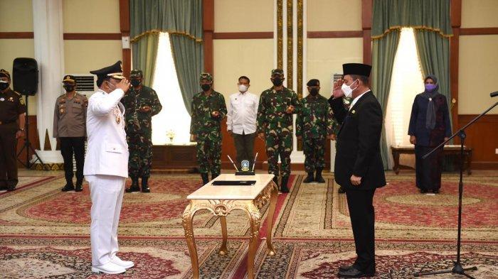Pelantikan Wakil Walikota Tanjungpinang, Gubernur Kepri: Tugas Berat Sudah Menanti