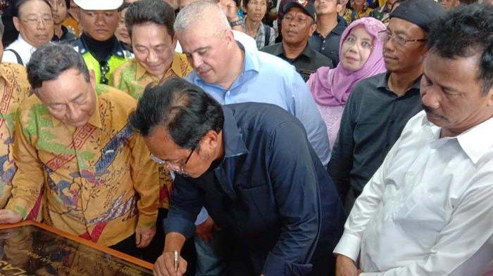 PT FCS RGP Plastic, Perusahaan Pengolah Biji Plastik Resmi Beroperasi di Batam