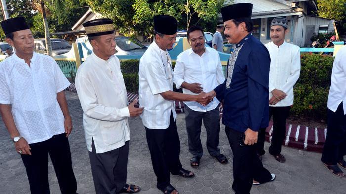 Gubernur Kepri Lakukan Safari Ramadan di Tanjunguban Bintan