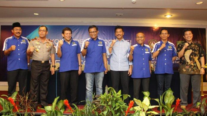 Senin Ini Pengurus PWI Kepri Priode 2018– 2023 Dilantik di Gedung Daerah Tanjungpinang