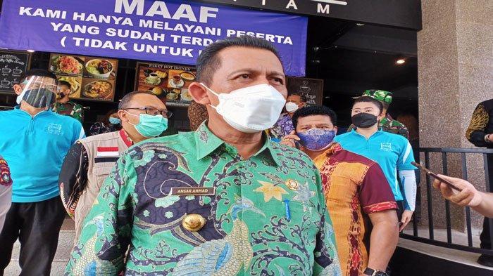Gubernur Kepri Ungkap Rencana Pemberian Bantuan Pasien Covid-19 Isolasi Mandiri