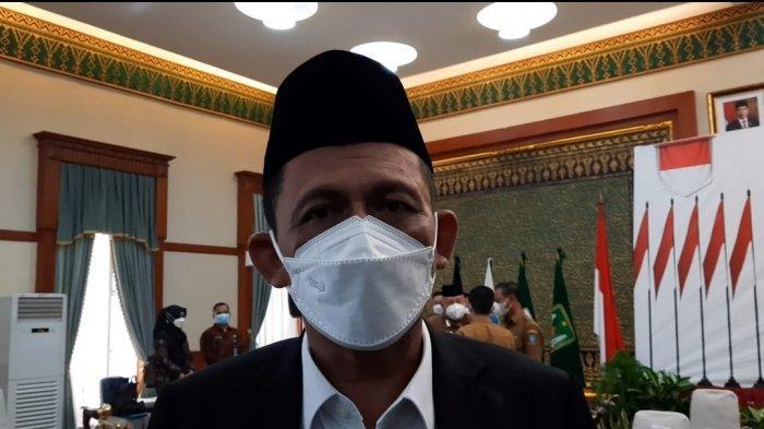 Gubernur Kepri Bakal Berhentikan THL Tak Divaksin Corona Tanpa Alasan Jelas
