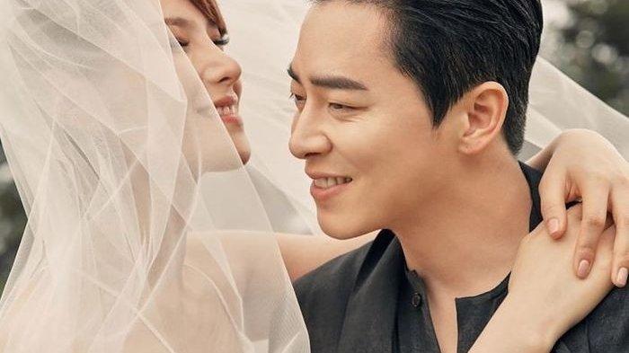 Setelah Menikahi Kekasihnya Gummy, Aktor Jo Jung Suk Kembali Bermain Drama Korea Mung Bean Flower