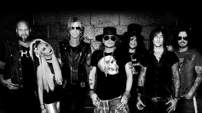 Guns N Roses Minta Disediakan Nasi Goreng dan Rendang di GBK