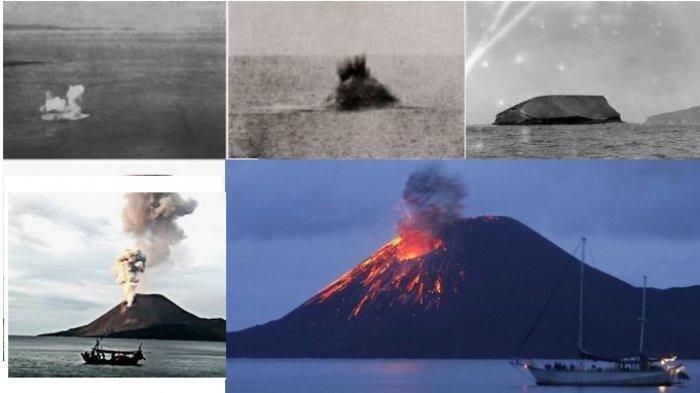 Terus Erupsi Sejak Juni 2018, Ini Peringatan PVMBG Bagi Warga di Sekitar Gunung Anak Krakatau