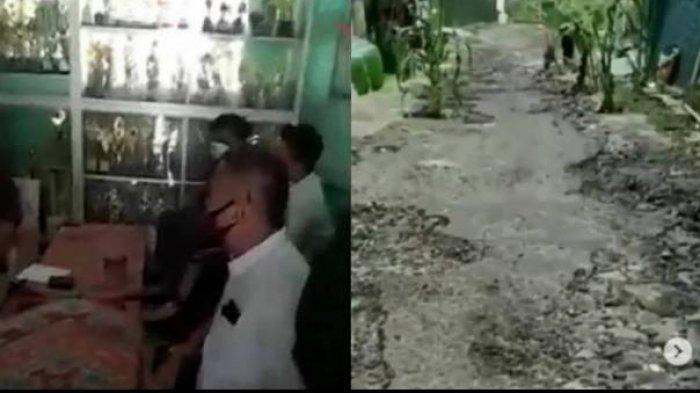 Pak Eko Guru SMP Diamuk Perangkat Desa karena Posting Jalan Rusak di FB, Begini Nasibnya Kini
