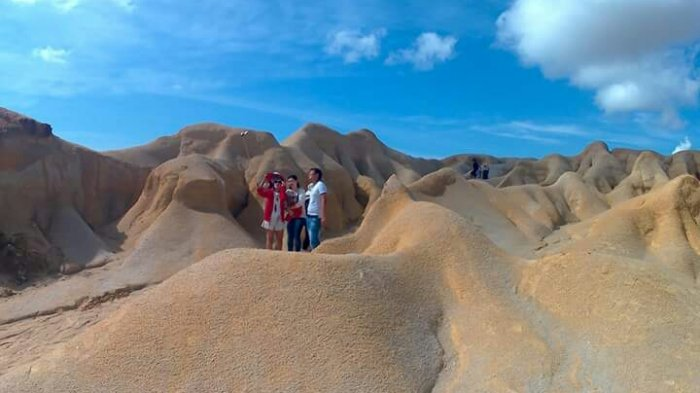 WISATA BINTAN - Objek Wisata Gurun Pasir Bintan, Wisata Murah Ala Gurun Sahara