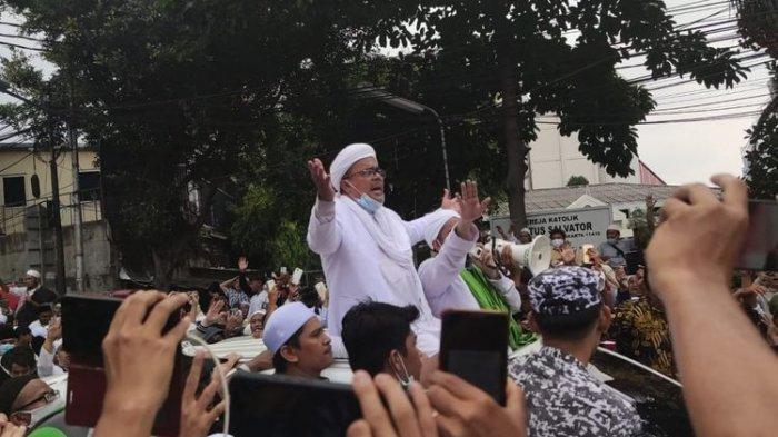Mantan FPI Disarankan Gabung Muhammadiyah atau NU, Eks Anggota Ormas Rizieq Shihab Sumsel Ikut Ansor