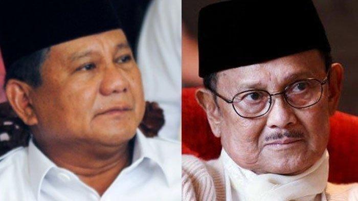 Melayat ke Rumah Duka BJ Habibie, Prabowo Teringat Pertemuan Terakhirnya di Bulan Agustus