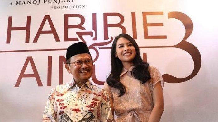 BJ Habibie Ulang Tahun ke-83, Inilah Video 'Kamu & Kenangan'  Maudy Ayunda, OST Habibie Ainun 3