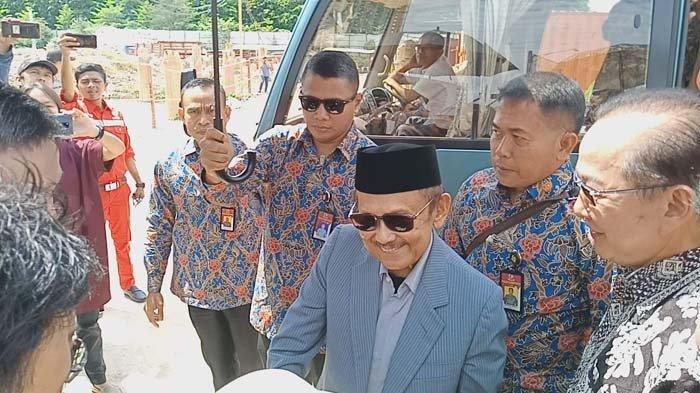 Pesan Kebangsaan BJ Habibie Jelang Pengumuman Pemenang Pilpres 22 Mei 2019, Perlukah People Power?