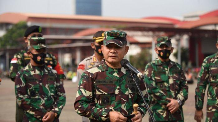 Sosok Dudung Abdurachman, Pangdam Jaya Usulkan FPI Dibubarkan, Jualan Kue hingga Jadi TNI Karena Ini