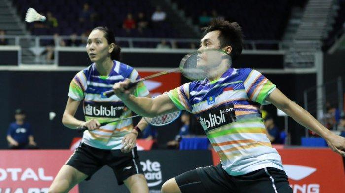 Hasil Semifinal Thailand Masters 2020, Hafiz Faizal/Gloria Emanuelle Widjaja Lolos ke Final