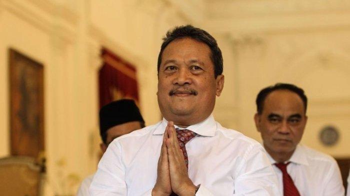 SOSOK Sakti Wahyu Trenggono, Menteri KKP Baru yang Gantikan Edhy Prabowo, Ini Rekam Jejaknya