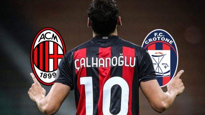 AC Milan Wajib Menang Rebut Puncak Klasemen dari Inter, Beban Calhanoglu yang Telah Kembali