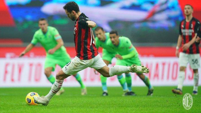 Ada Hakan Calhanoglu, AC Milan jadi Tim Terbanyak Diperkuat Pemain Berpuasa di Liga Italia