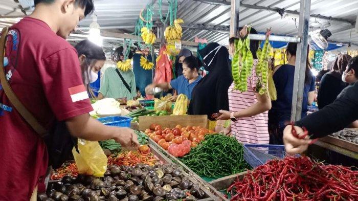 HARGA Cabai di Pasar Tos 3000 Batam Kembali Naik, Simak Harga Terbarunya