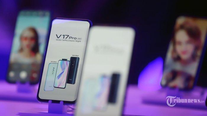 Daftar Lengkap Harga HP Smartphone Vivo Terbaru November 2019, Mulai 1,4 Jutaan