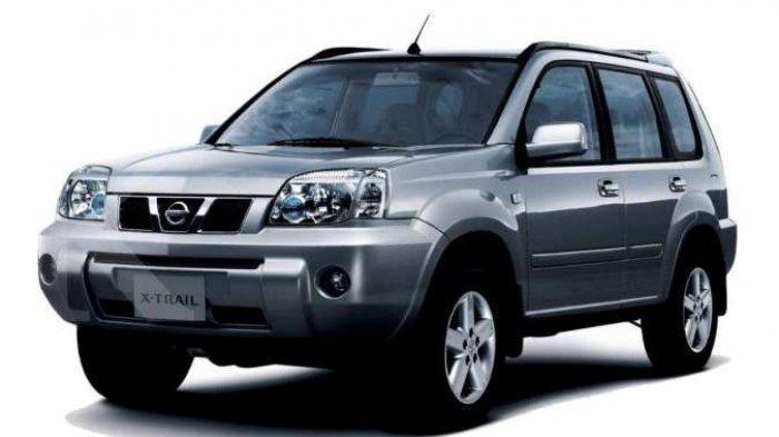 Harga Mobil Bekas Nissan X-Trail Generasi Kedua Makin Ramah Kantong, Cek Harganya di Sini