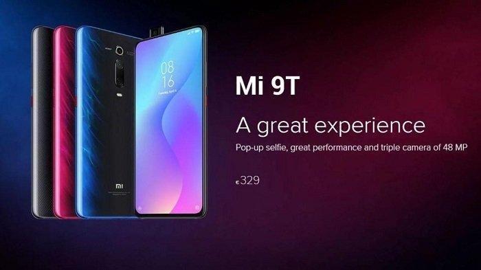 Kembaran Redmi K20, Berikut Harga & Spesifikasi Xiaomi Mi 9T yang Siap Diluncurkan di Pasar Asia