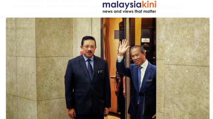 Negeri Jiran Panas! Muhyiddin Yassin Diminta Mundur, 85 Persen Responsen Kritik PM Malaysia