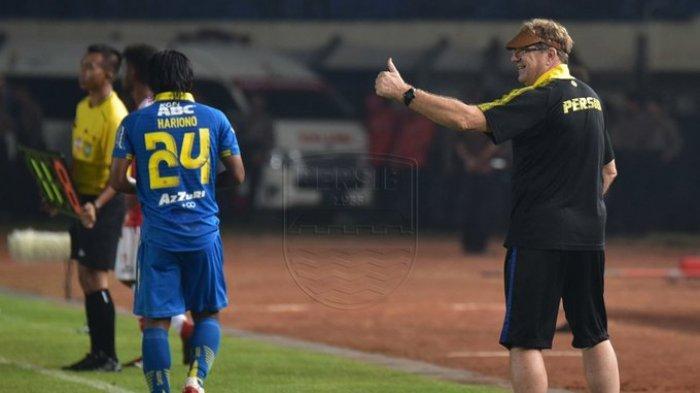 UPDATE Hasil Persib vs PSM, Hariono Cetak Gol Tanpa Selebrasi,Ezechiel Hattrick, Persib Unggul 5-2