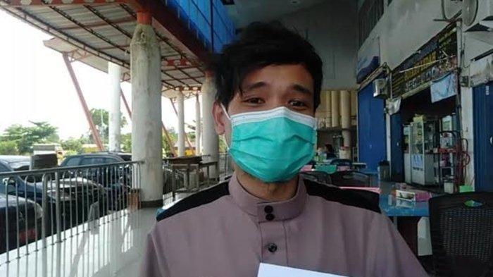 Tak Bisa Menyeberang Karena Tak Punya Sertifikat Vaksin, Hariyadi Gagal Temani Anaknya Operasi