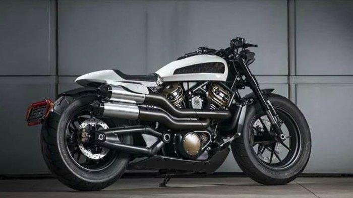 Spesifikasi Harley-Davidson Custom 1250 Sportster yang akan Diluncurkan  2021