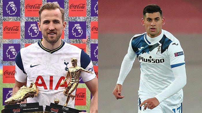 Transfer Tottenham - Minta Dijual, Harry Kane Tak Mau Ikut Latihan, Spurs Rekrut Cristian Romero