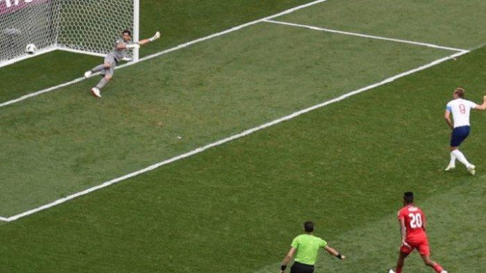 Cetak Hattrick! Harry Kane Tendang Cristiano Ronaldo dari Puncak Top Scorer Piala Dunia 2018