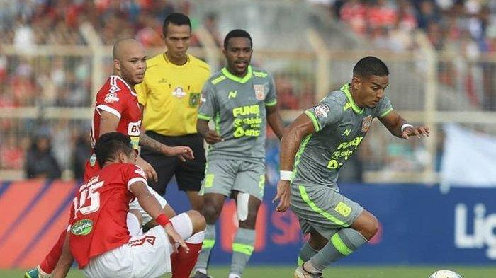 Hasil Akhir Badak Lampung FC vs Borneo FC, Sempat Tertinggal, Gol Marquinhos Selamatkan Tuan Rumah