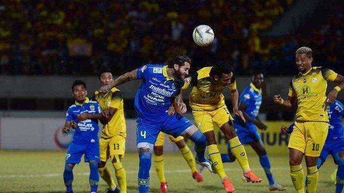 Hasil Akhir Barito Putera vs Persib Bandung, Gol di Menit Akhir, Barito Tekuk Maung Bandung 1-0