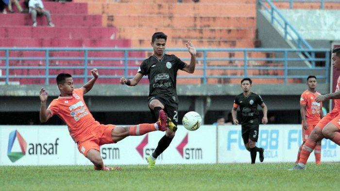 Hasil Borneo FC vs Persipura Jayapura, Sama Kuat di Babak Pertama, Skor Imbang 0-0